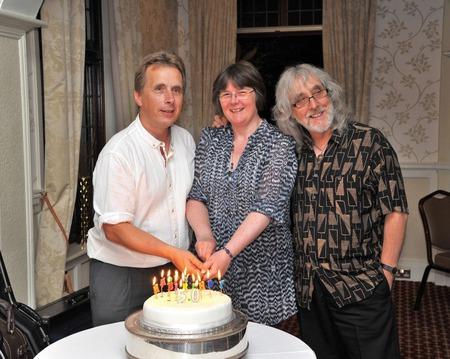 Phil Werninck039s birthday party Aug 2012