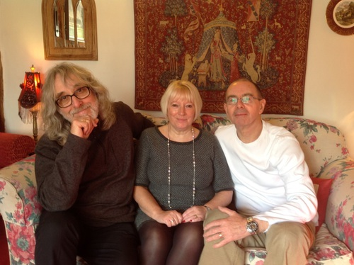 Linda and Mike Bray 2nd Nov 2013