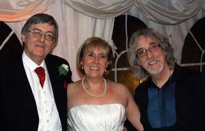 Malcolm and Paula039s Wedding 29th Dec 2010