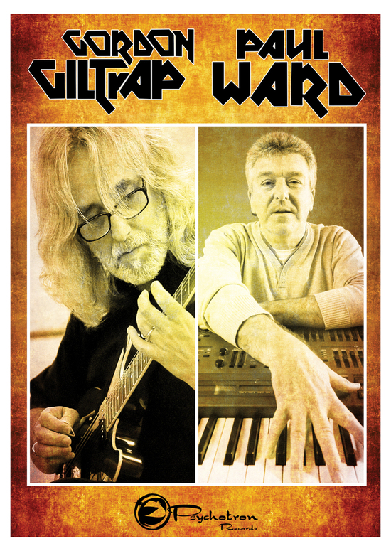 Gordon Giltrap amp Paul Ward Vinyl Album Launch amp Concert
