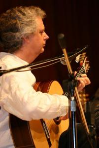 Raymond Burley Concert  book and CD launch