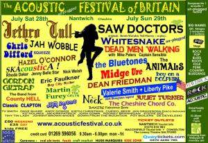 Acoustic Festival of Britain