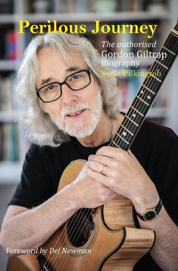 An Evening with Gordon Giltrap to Celebrate the Launch of his Biography