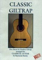 cover of Classic Giltrap (Guitar Tuition Book)