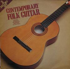 cover of Contemporary Folk Guitar ( 2 LP Set )