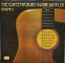 cover of The Contemporary Guitar Sampler Volume 2