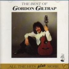 cover of The Best of Gordon Giltrap