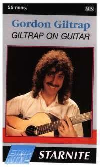 cover of Giltrap on Guitar - Tutorial Video