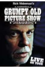 cover of Rick Wakeman's Grumpy Old Picture Show DVD