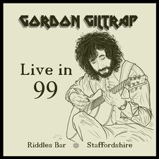 cover of Gordon Giltrap Live in 99