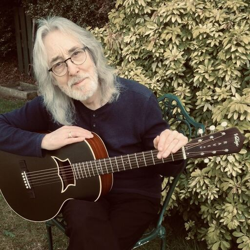 Guitarist Gordon Giltrap by Sue Martin
