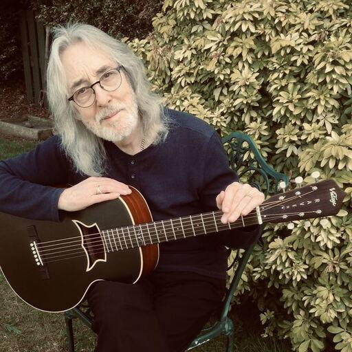 Guitarist Gordon Giltrap by Sue Martin