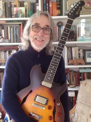 Guitarist Gordon Giltrap