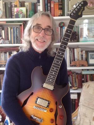 Guitarist Gordon Giltrap