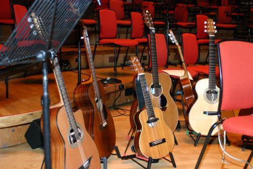 Gordon's guitars
