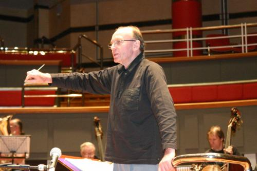 John Pearson, the conductor of the SPO