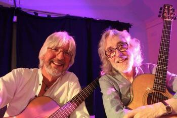 Gordon Giltrap and Nick Hooper