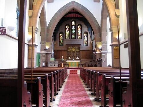 St Mary the Virgin Church Davyhulme 11th July 2020