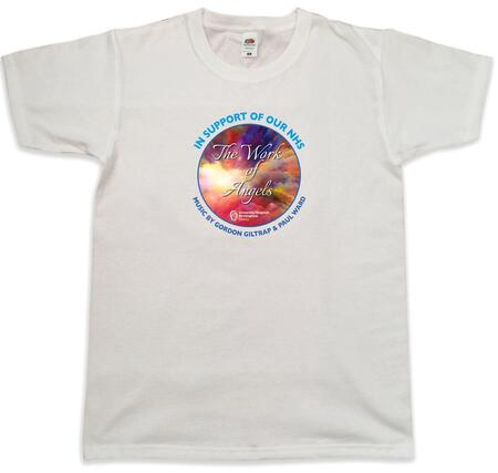 The Work of Angels Tshirts fundraising for the NHS