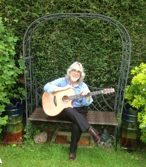With new Fylde guitar