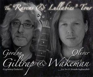 Gordon Giltrap and Oliver Wakeman Poster