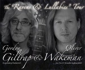 Gordon Giltrap and Oliver Wakeman Poster
