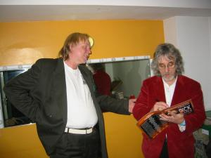 Rick Wakeman039s Grumpy Old Picture Show