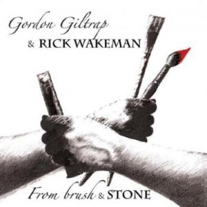 Gordon Giltrap and Rick Wakeman  From Brush and Stone  Out Now