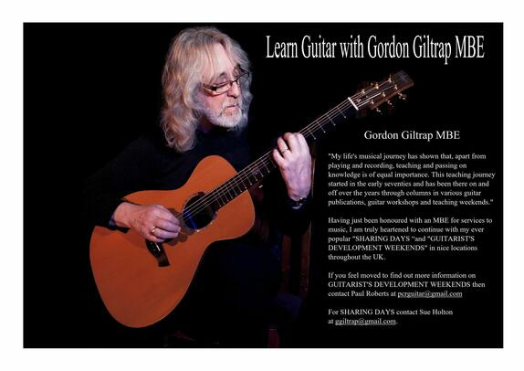 Guitarist039s Development Group Nov 810th 2019
