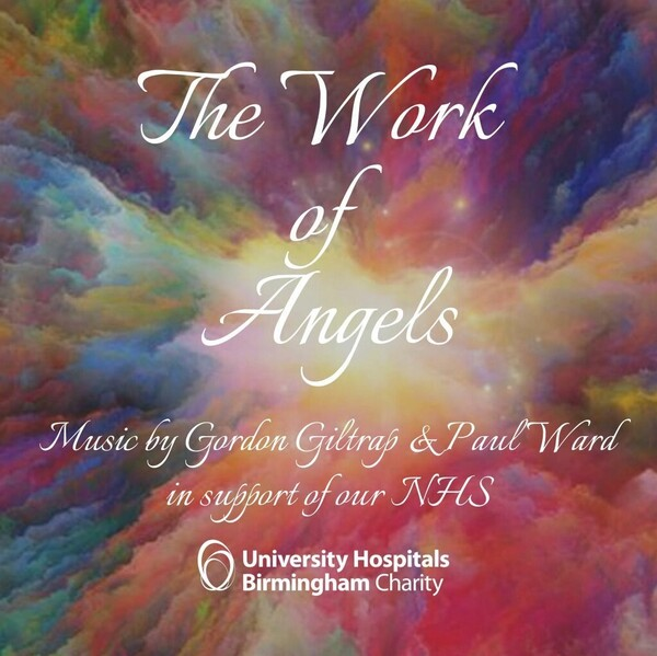 The Work Of Angels charity single and Tshirts for the NHS released