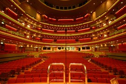 The Hall as viewed from the stage