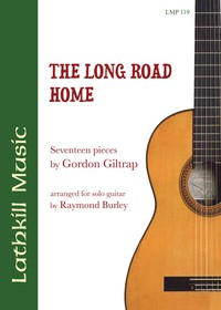 The Long Road Home Book and CD by Raymond Burley