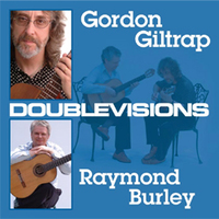 Double Visions  CD with Raymond Burley